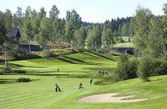 Himos Resorts Villas and plots are in the middle of golf course!