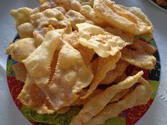 Prato Caseiro: Coscorões estaladiços Portuguese Desserts, Portuguese Recipes, Snack Recipes, Cooking Recipes, Healthy Recipes, Churros, Cookie Crisp, Sweet Cookies, Sweet Treats