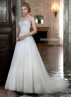 Joan - by Maggie Sottero