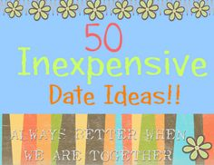 50 cheap date ideas