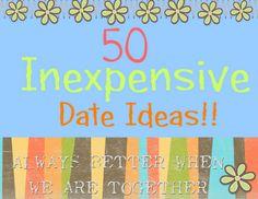 50 cheap date ideas