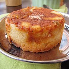 Caramelized Cottage Cheese Cake