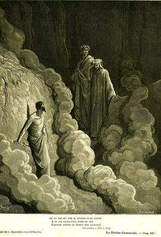 Artwork By Gustav Doré Gustave Dore, Illustrator, Dante Alighieri, Black And White Prints, Mystic, Explore, Artwork, Painting, Wikimedia Commons