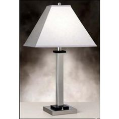 Espresso/Brushed Nickel Table Lamp For Holiday Inn Urban TL425017 | Hotel Table  Lamps | Pinterest | Brushed Nickel, Espresso And Urban