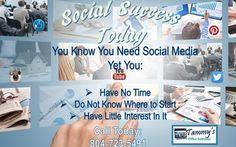 Digital Marketing: Branding, Blogging, Social Media, Websites+