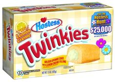 I like lemon and I like twinkies...but didn't know if these would be any good.  To my surprise, they were!