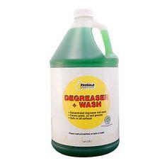Pro Gold Degreaser  Wash Cleaner Progold Degreaser Wash 1-gal