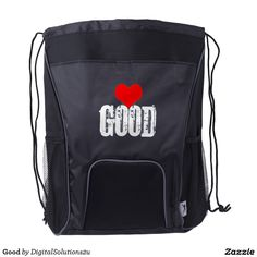 Good Drawstring Backpack