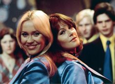 ABBA Agnetha & Frida