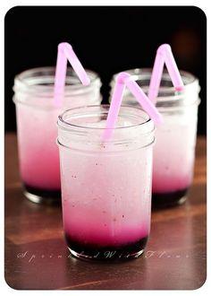 Frozen Blueberry Lemonade recipe