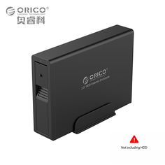 46.87$  Watch here - http://aiat9.worlditems.win/all/product.php?id=2029733009 - Aluminum Hard Drive HDD Enclosure USB3.0 to SATA 3.5 inch HDD Case Aluminum Tool Free Support UASP 12V2.5A Power (ORICO 7618US3)