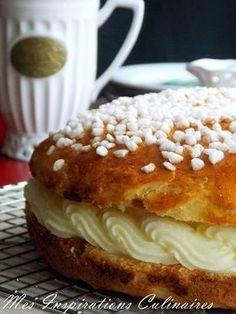 La tarte Tropezienne : la vraie recette