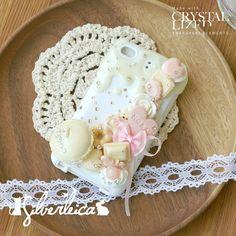 PORTFOLIO  Sweet Cream Dessert Princess Decoden door SilverLeica, $99.99