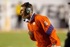Clemson Football Head Coach Dabo Swinney
