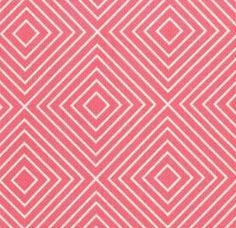Pink Diamond Fabric