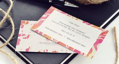 Business Stationery Pro Tips | Put Your Very Best Face Forward With Personalised Stationery
