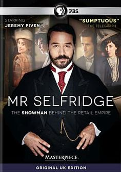 Date added 06/04/14 Rated: TV-PG Pioneering and reckless, with an almost manic energy, Harry Selfridge created a theater of retail for early 1900s Londoners where any topic or trend that was new, exciting, entertaining-or sometimes just eccentric-was showcased.