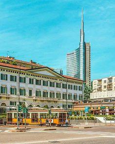 Buongiorno Milano #milanodavedere  : @christofs70 Milano da Vedere