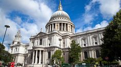 St Paul's Cathedral. Image copyright Baynes Media