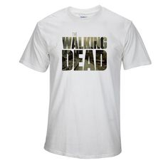 The Walking Dead Print T shirt