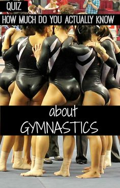 Quiz: How Much Do You Actually Know about Gymnastics