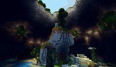 Revenge Of The Gods Map para Minecraft 1.4.2