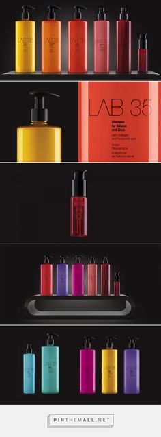 Kallos LAB 35 haircare by Eight Brand Communications