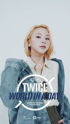 South Korean Girls, Korean Girl Groups, Twice Album, World Days, Chaeyoung Twice, Twice Once, Dahyun, Im Nayeon, Television Program