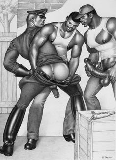 Think, tom of finland porn question how