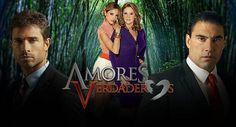 """""""Amores Verdaderos"""" was Univision's top rated novela on Tuesday night."""