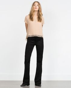 Image 1 of CAMISOLE TOP from Zara