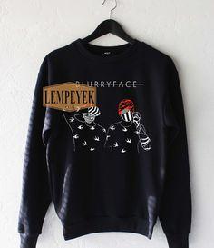 Twenty One Pilots Blurryface Sweatshirt Unisex Size S-3XL *2723