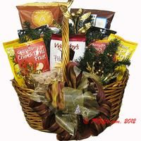 Sweets for the sports fan gift basket chicago gift baskets pinterest image result for holiday gift baskets gluten free holiday negle Gallery