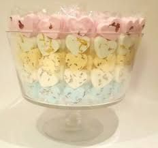 5 x mini bath bombs for wedding favour baby shower in gift bag pack tied up with ribbon Mini Bath Bombs, Christmas Stocking Fillers, Mini Heart, Baby Powder, Wedding Favours, Baby Shower Favors, Rose Petals, Heart Shapes, Birthday Gifts