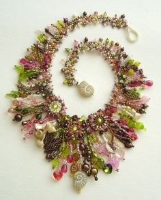 Handmade Beadwork Jewelry Inspiration