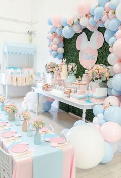 Throwback to this vintage Minnie/Mickey theme birthday for precious Olivia and little Nicholas! 💘 Design/Set-up/Venue: Photography: Cakes: Sweets: Florals: Backdrop/Cake Toppers: Balloons: Donuts: Anniversaire Theme Minnie Mouse, Minnie Mouse Birthday Invitations, Minnie Birthday, 1st Birthday Parties, Birthday Party Decorations, Party Themes, Party Ideas, Baby Girl Birthday Theme, Themed Parties
