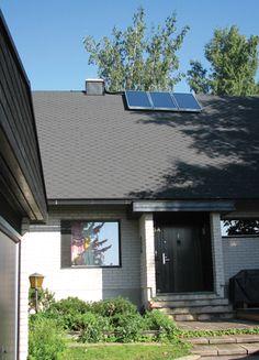 Aurinkolämmitysjärjestelmä