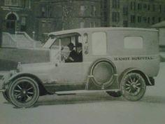 Hamot Ambulance Erie Pa