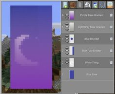Untitled Minecraft Banner Patterns, Cool Minecraft Banners, Easy Minecraft Houses, Minecraft Room, Minecraft Plans, Minecraft House Designs, Amazing Minecraft, Minecraft Tutorial, Minecraft Blueprints