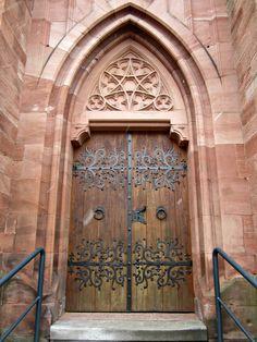 Door in Landstuhl