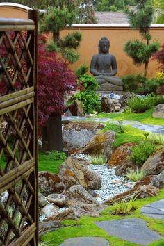 47+ Fascinating Small Backyard Landscape Designs for your garden - Home Decor Garden Drawing, Garden Art, Garden Design, Small Backyard Landscaping, Landscaping Design, Outside Decorations, Buy Plants, Outdoor Walls, Outdoor Gardens