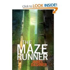 Maze Runner. Great book, really sucks you in. Cant wait to read the next in the trilogy.