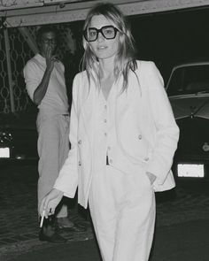 CAMILLE ROWE x PABLO ~ @slufoot Carrie Bradshaw, Coco Chanel, Looks Style, Style Me, Camille Rowe Style, Yves Saint Laurent, Vogue, Alexa Chung, Fashion Killa