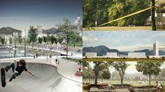 Colectivo 720 gana concurso para transformar el Parque Tercer Milenio de...
