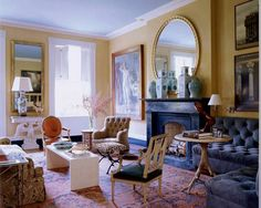 Start with a Persian Rug | McGrath II Blog