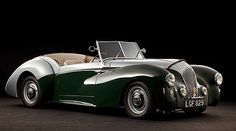 1950 Healey Westland / Only 70 example of this rare model were originally built, in three series