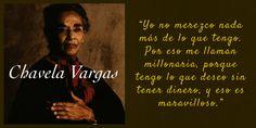 14 frases inmortales de la gran Chavela Vargas