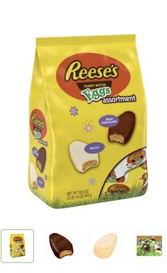 Reese's Easter Peanut Butter Eggs