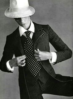 1967 ysl--in other words, one of the few 60s mod outfits that I sort of like.
