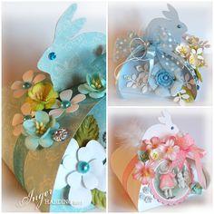 Inger Harding: Easter Bunny Boxes